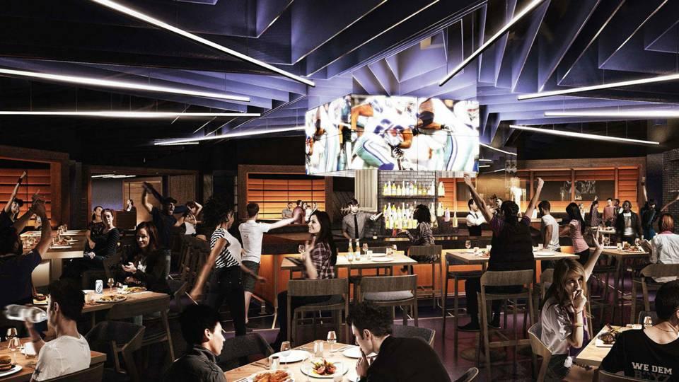 Dallas Cowboys To Open Year Round Restaurant At T Stadium