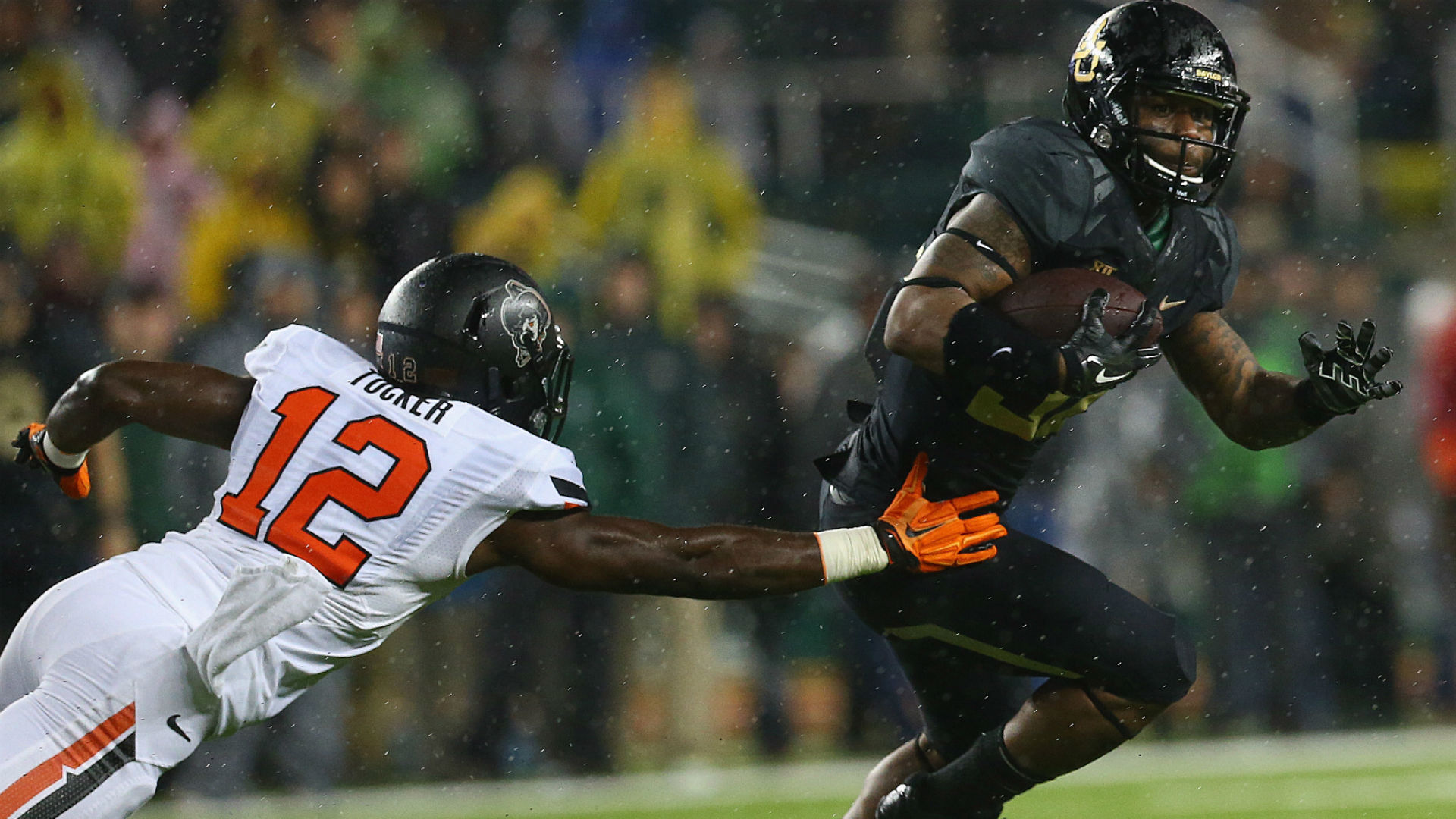 College football line report – Bettors backing Baylor to blow out Texas Tech