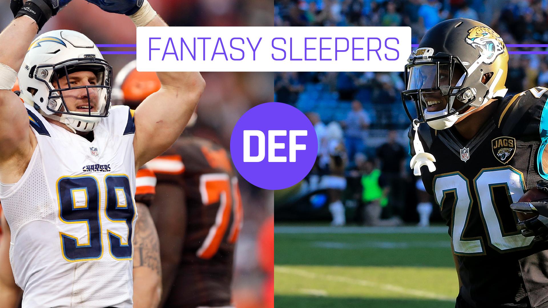 Fantasy Football Sleepers Defense Fantasy