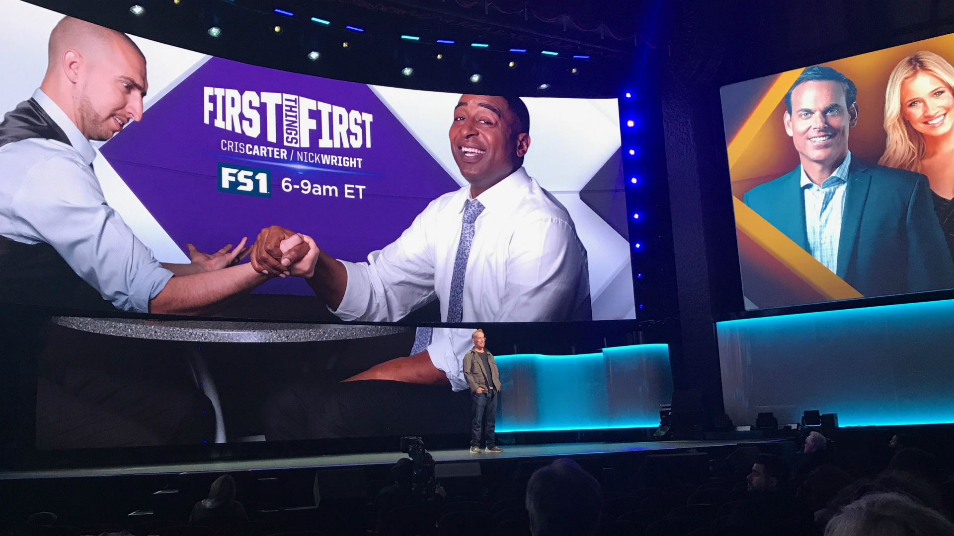 Network announces new shows, lineup for 2018 — ESPN Upfront