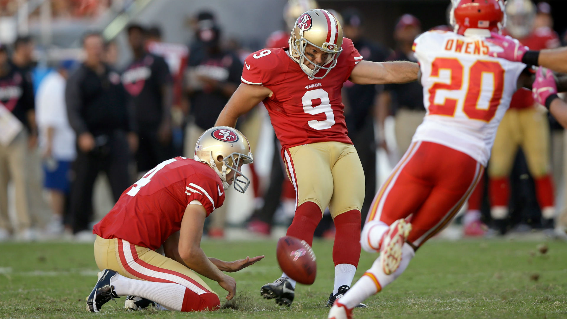 Week 6 fantasy football rankings: Kicker