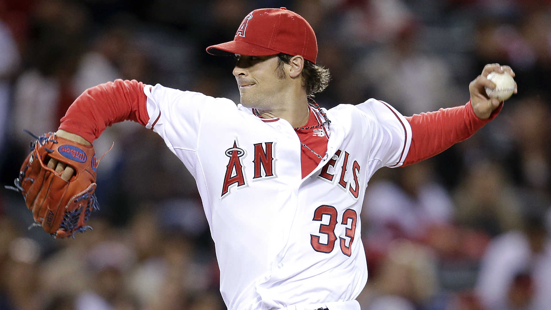 'Several' Angels reportedly frustrated by C.J. Wilson's decision to shut it down