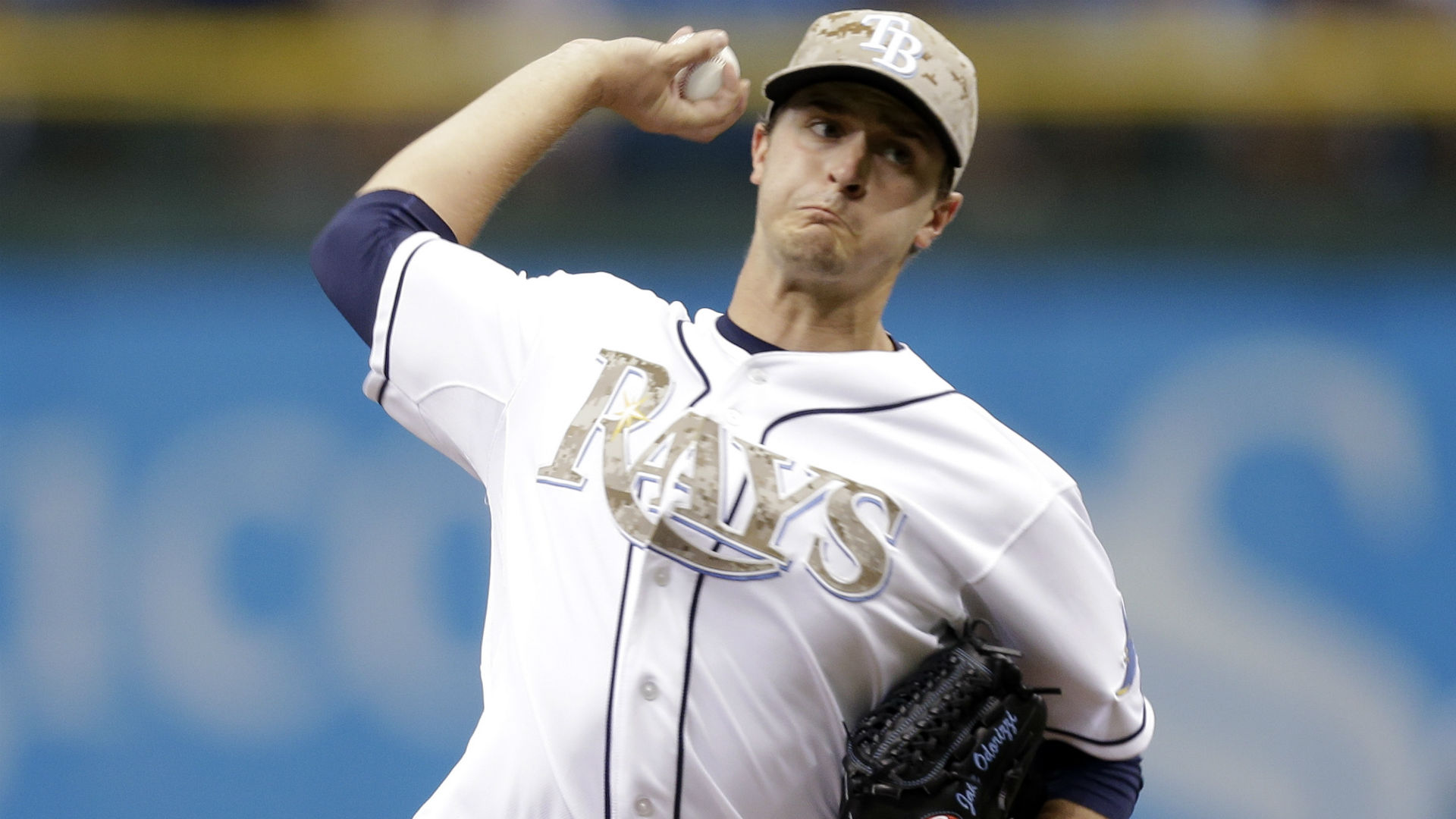 Fantasy baseball sleepers: Rays' Odorizzi finally gets his chance