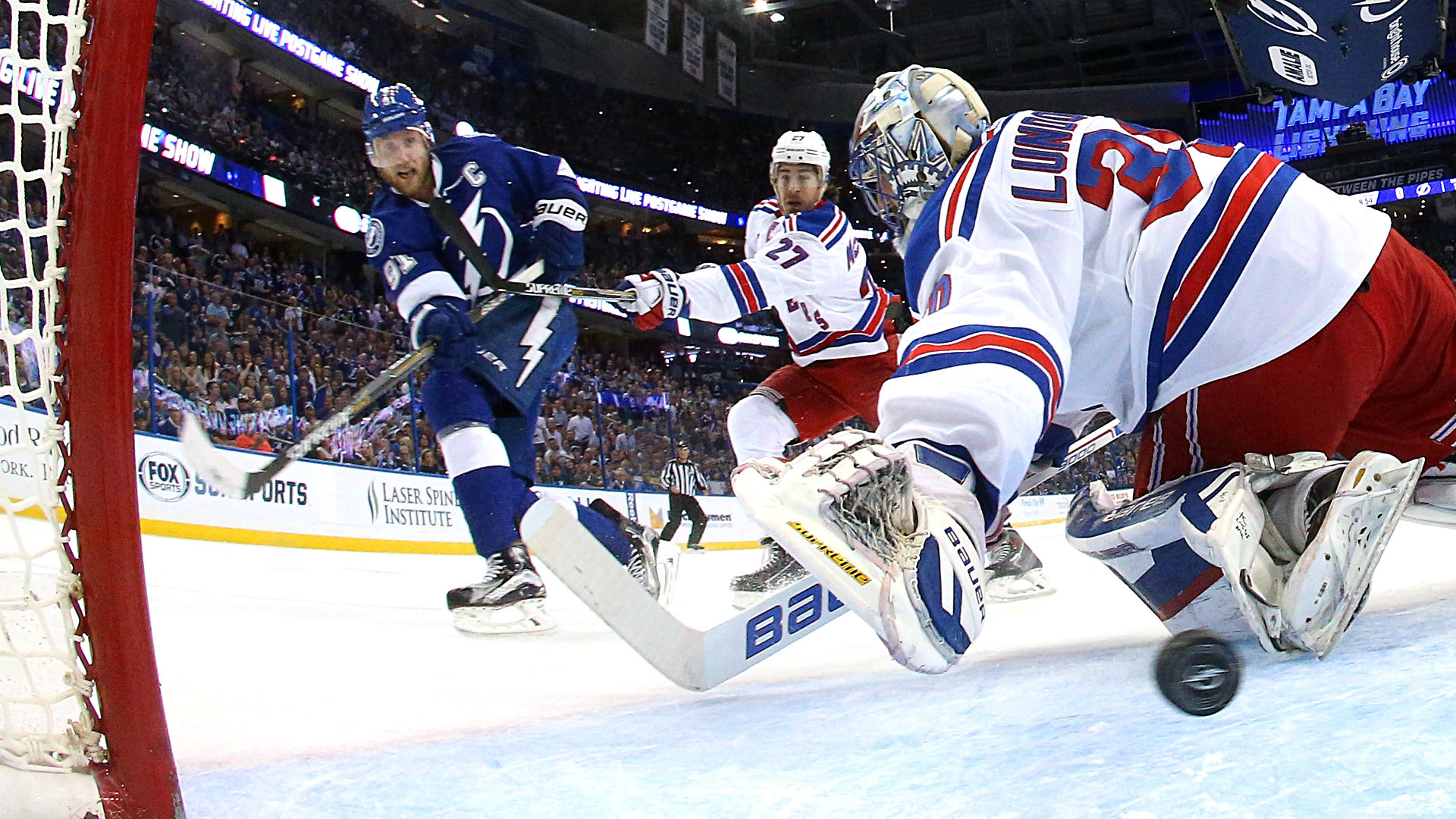 Rangers vs. Lightning Game 4 — New York's lost identity