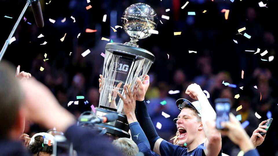 Resultado de imagen de michigan purdue big ten final