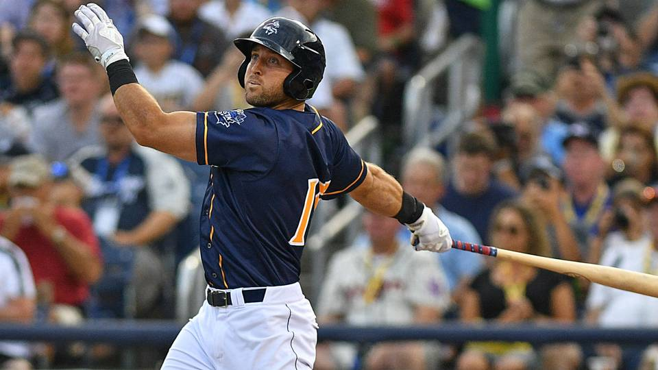 How Tim Tebow could make a legit path to the majors