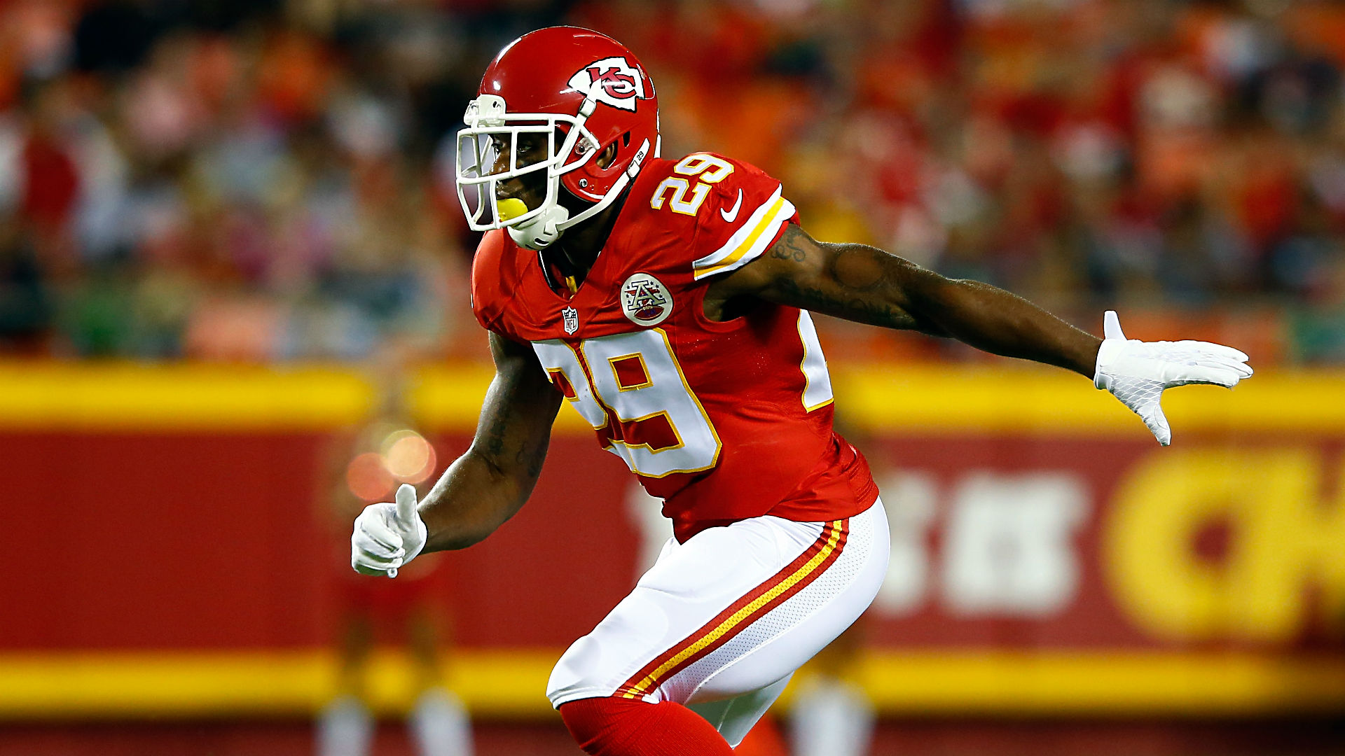 Eric Berry es full circle with pivotal interception