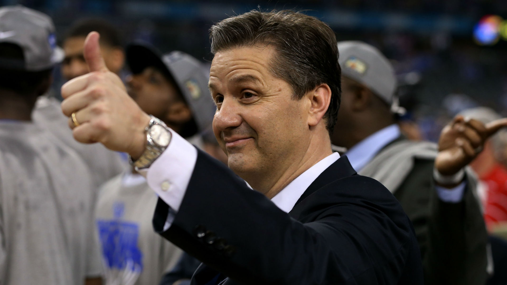 How Las Vegas would seed the 2015 NCAA Tournament