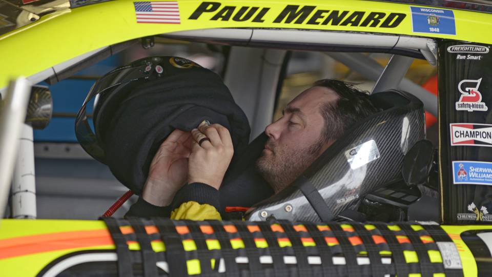 NASCAR Playoffs reach cutoff race at Charlotte