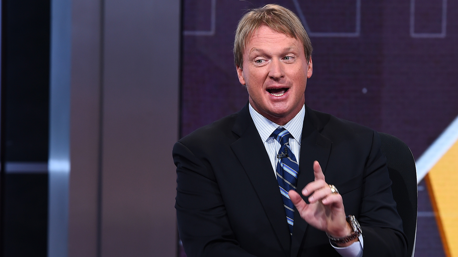 Who should replace Jon Gruden if he leaves 'Monday Night Football?' Here's our Top 10