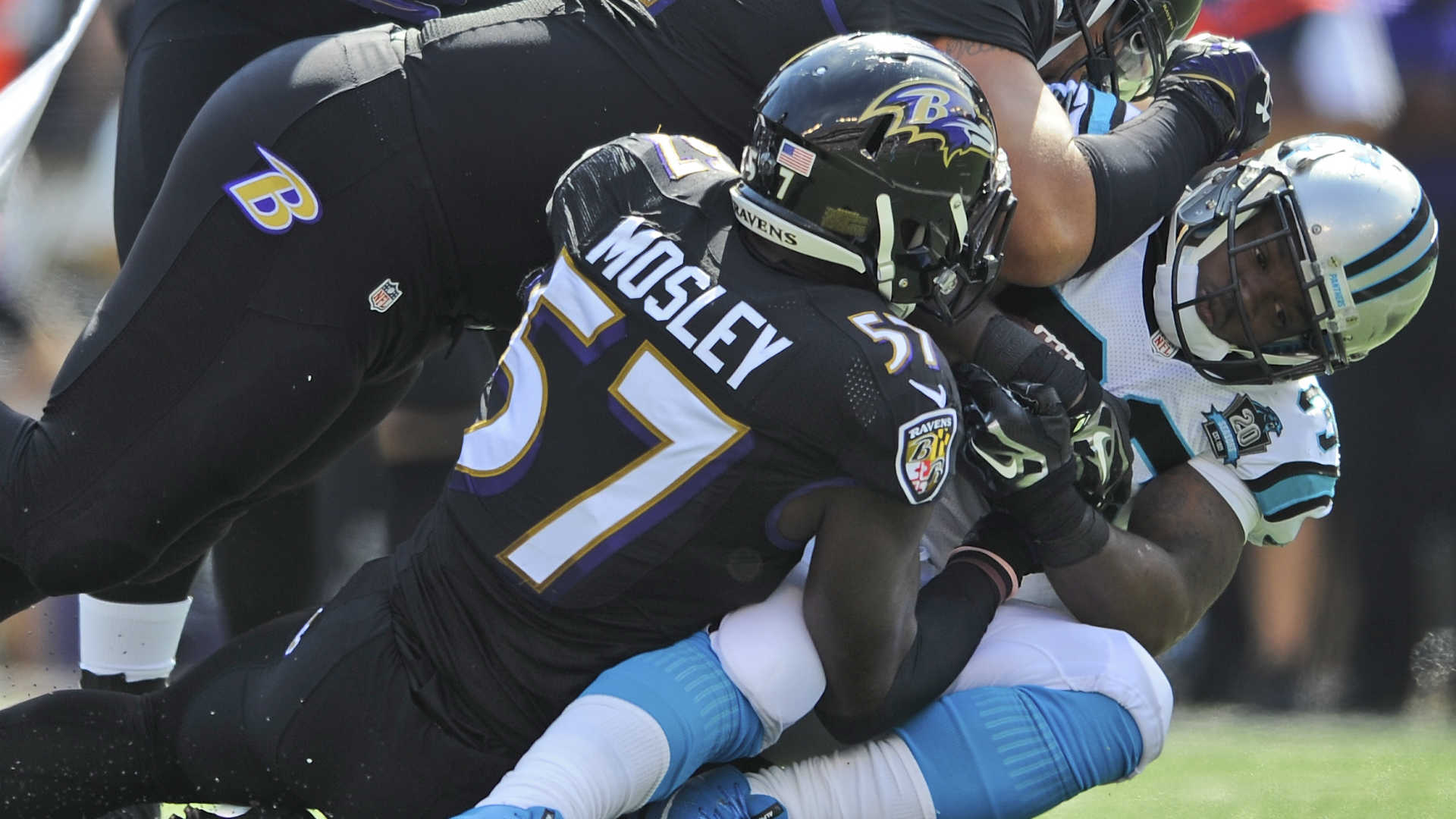 Rookie report C J Mosley returns Ravens defense to form