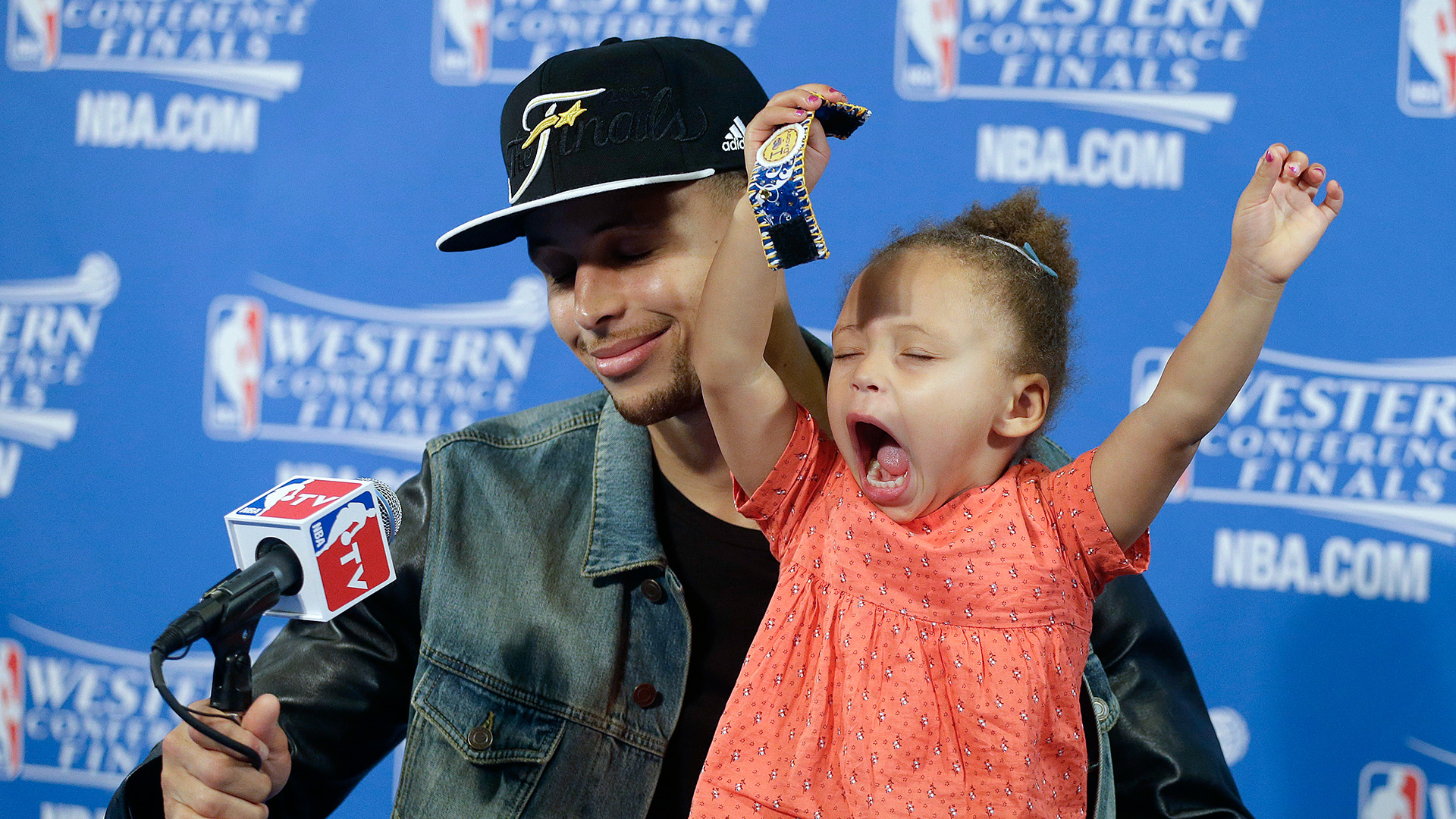 ayesha curry explains how she parents her daughter  riley