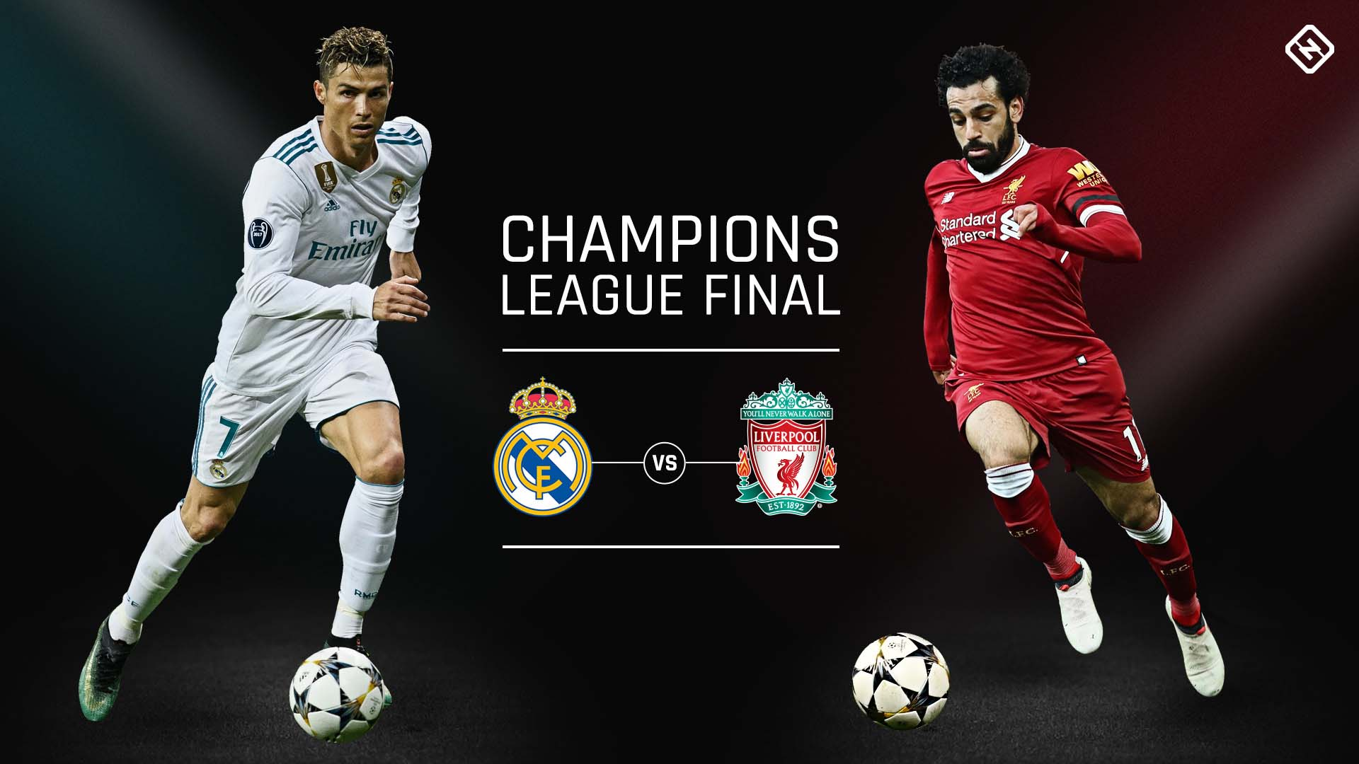 Champions League 2018 final: Liverpool vs. Real Madrid TV ...