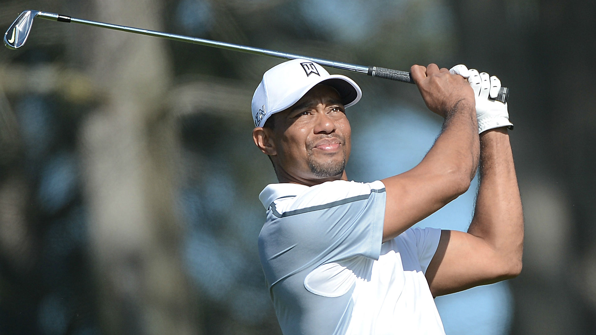 Las Vegas can't wait for Tiger Woods to play again