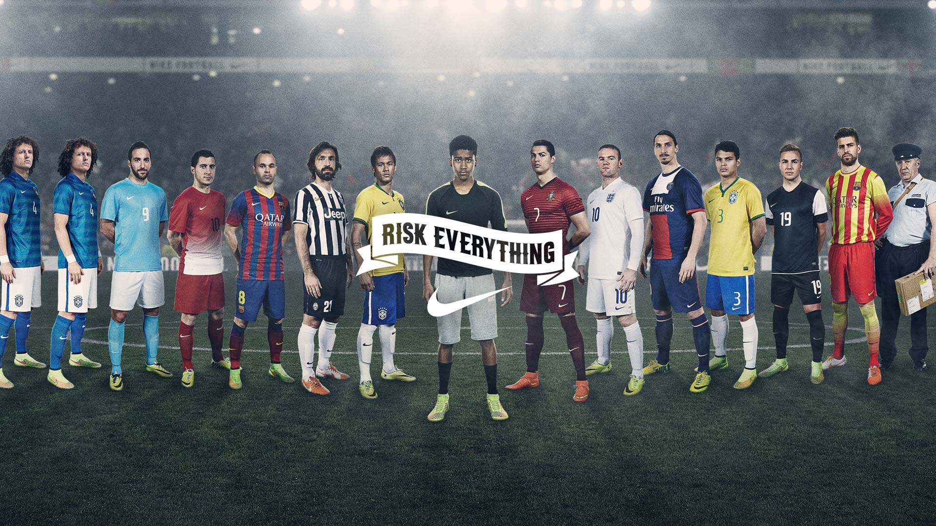 Nike Soccer creates epic video to get you ready for 2014 ... Soccer News