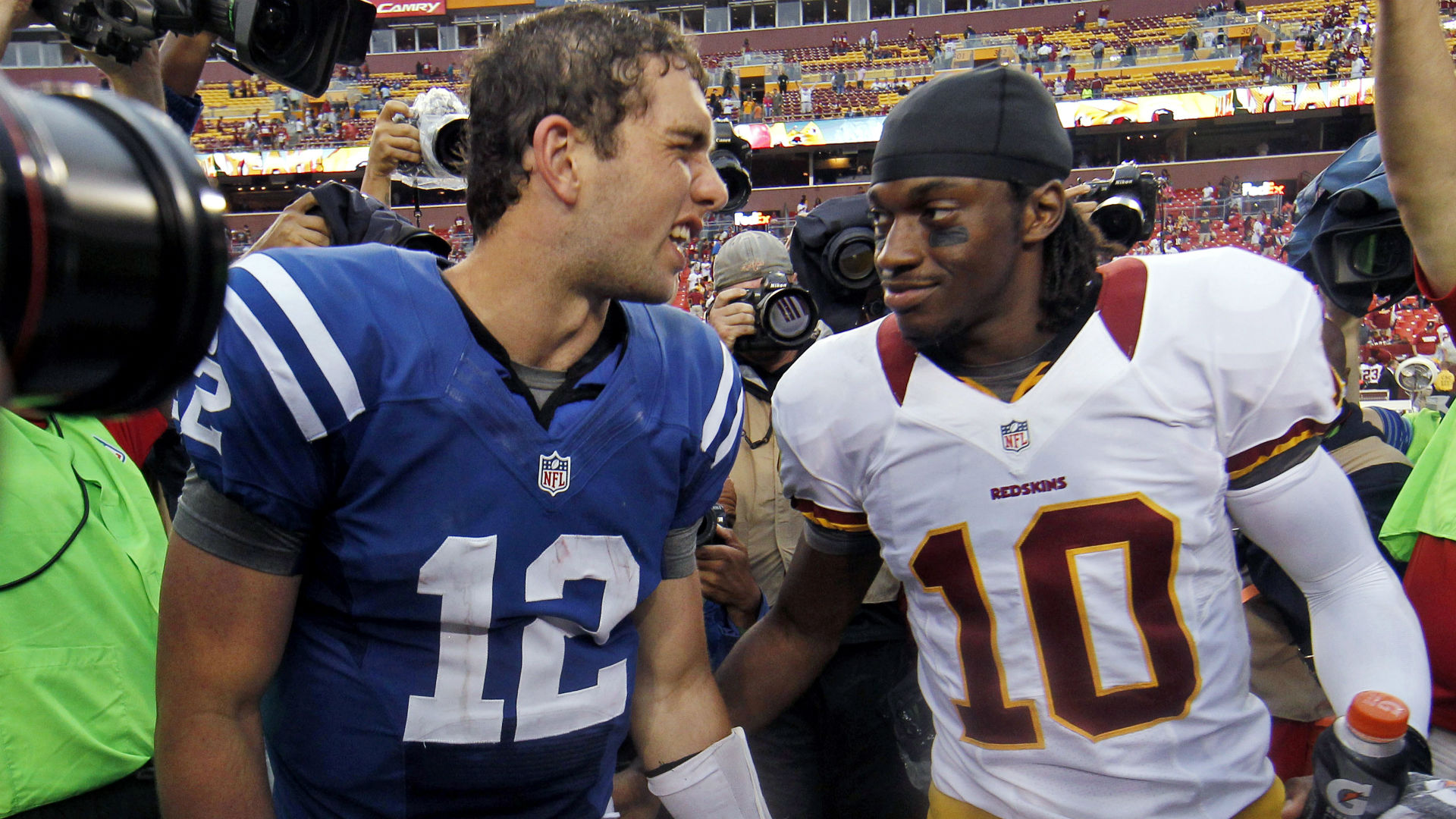 The Decider: Luck vs. RGIII