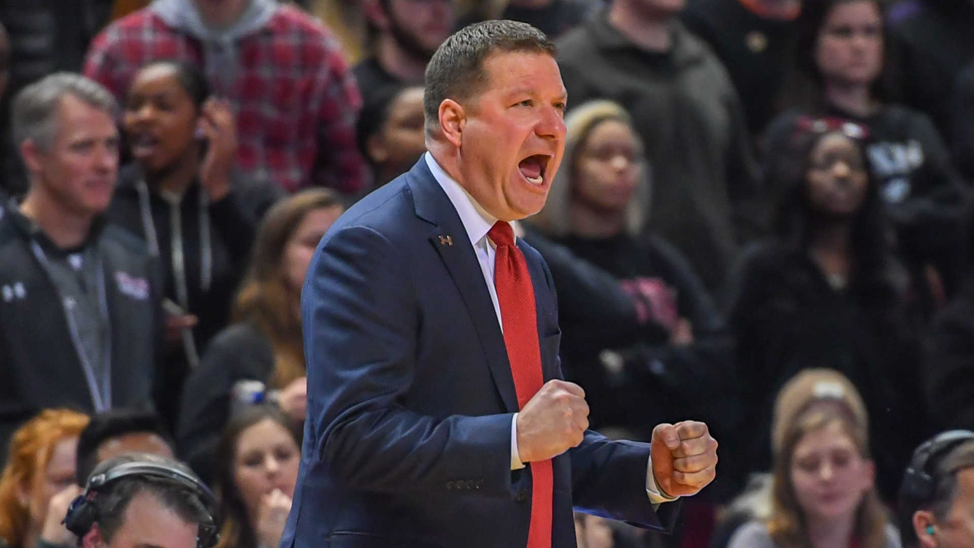 March Madness 2019: Texas Tech's Chris Beard has proven perfect coach in Red Raiders' revival