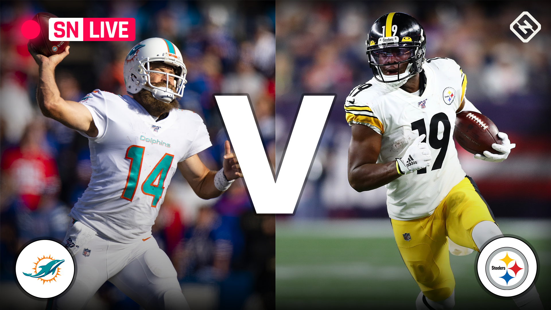 Steelers vs. Dolphins: Live score, updates, highlights from 'Monday Night Football'