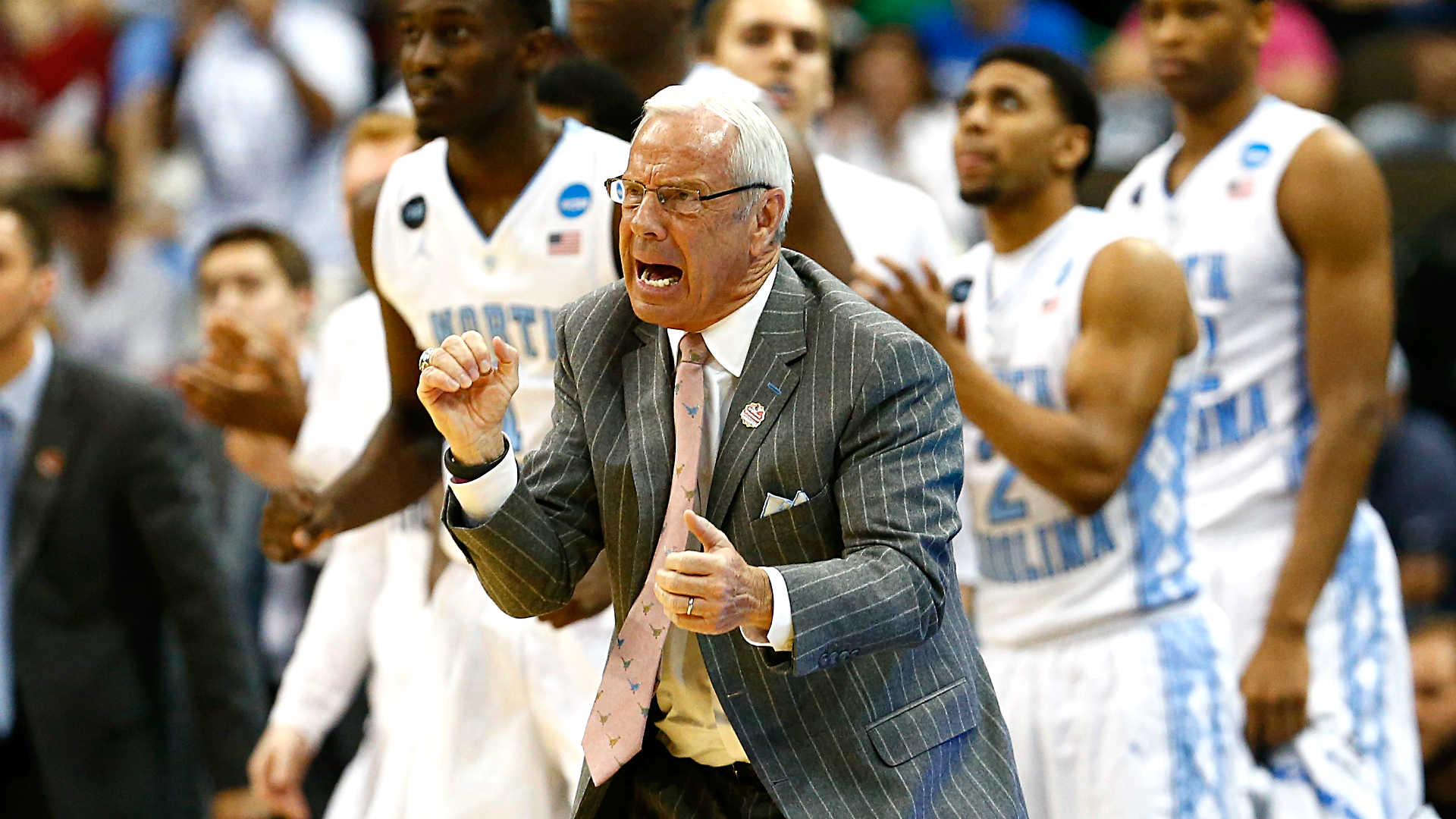 Roy Williams calls UNC 'most investigated program in history of college athletics'