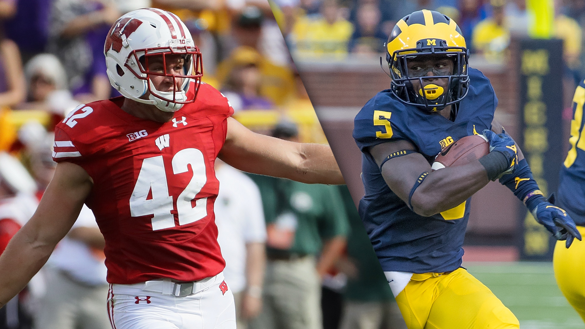 Overheard from players, coaches after Michigan's win over Wisconsin