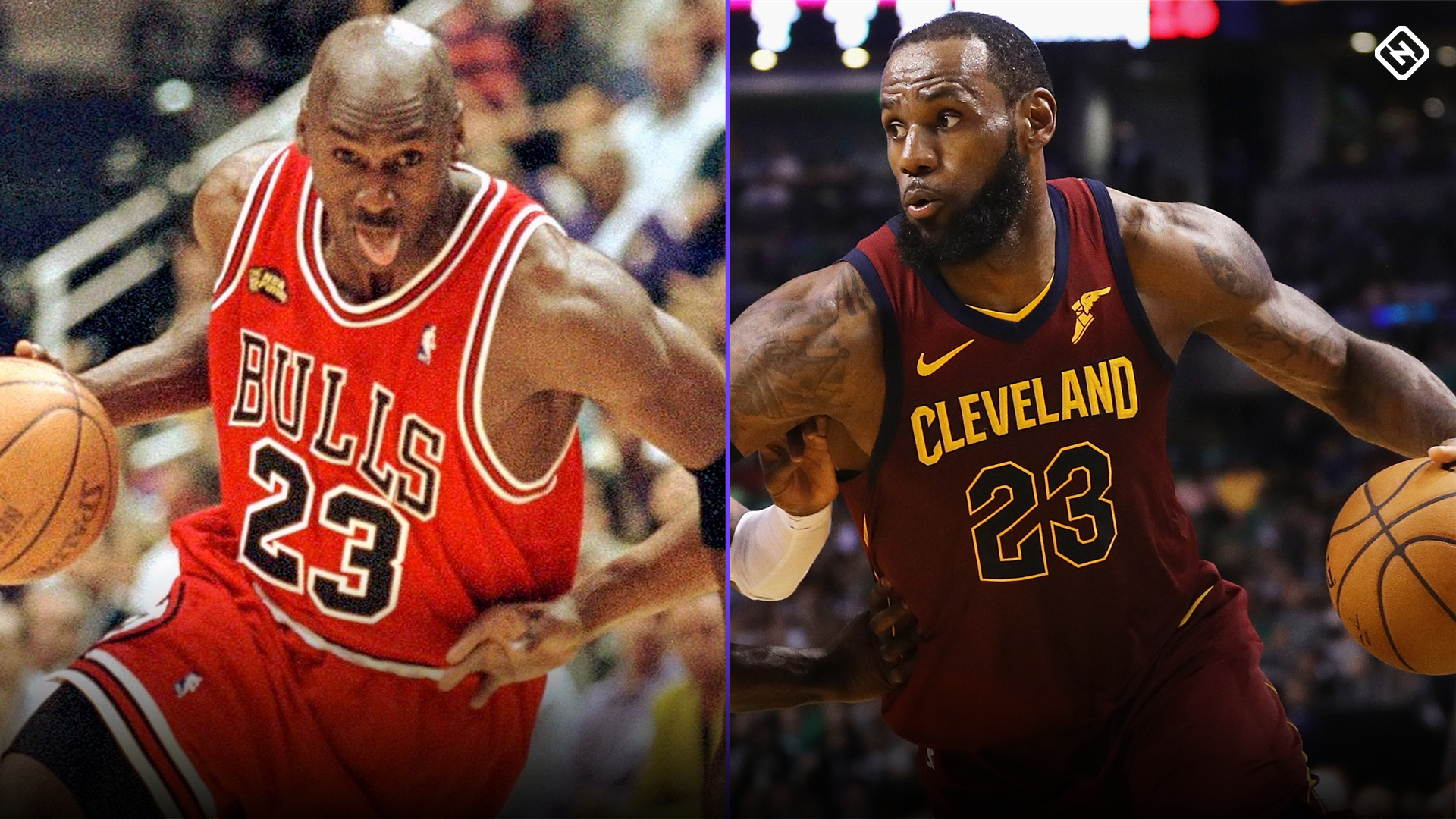 In Michael Jordan vs. LeBron James debate, dissecting ...