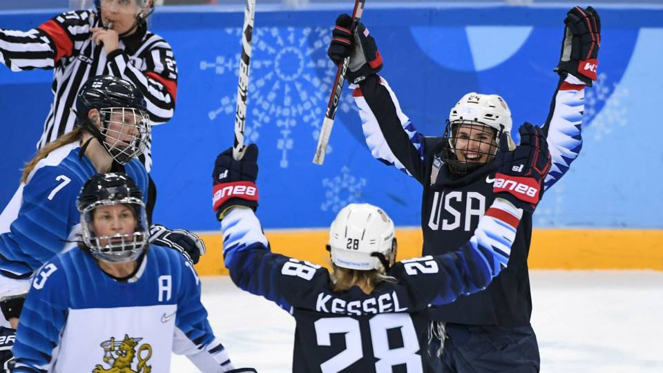 Winter Olympics 2018: USA women to play for gold again after ...