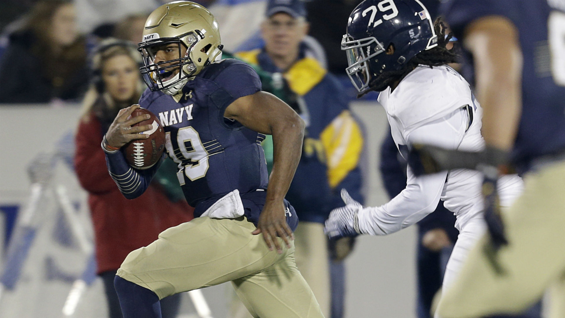 Army vs. Navy betting preview and pick – Midshipmen favored big in classic rivalry game