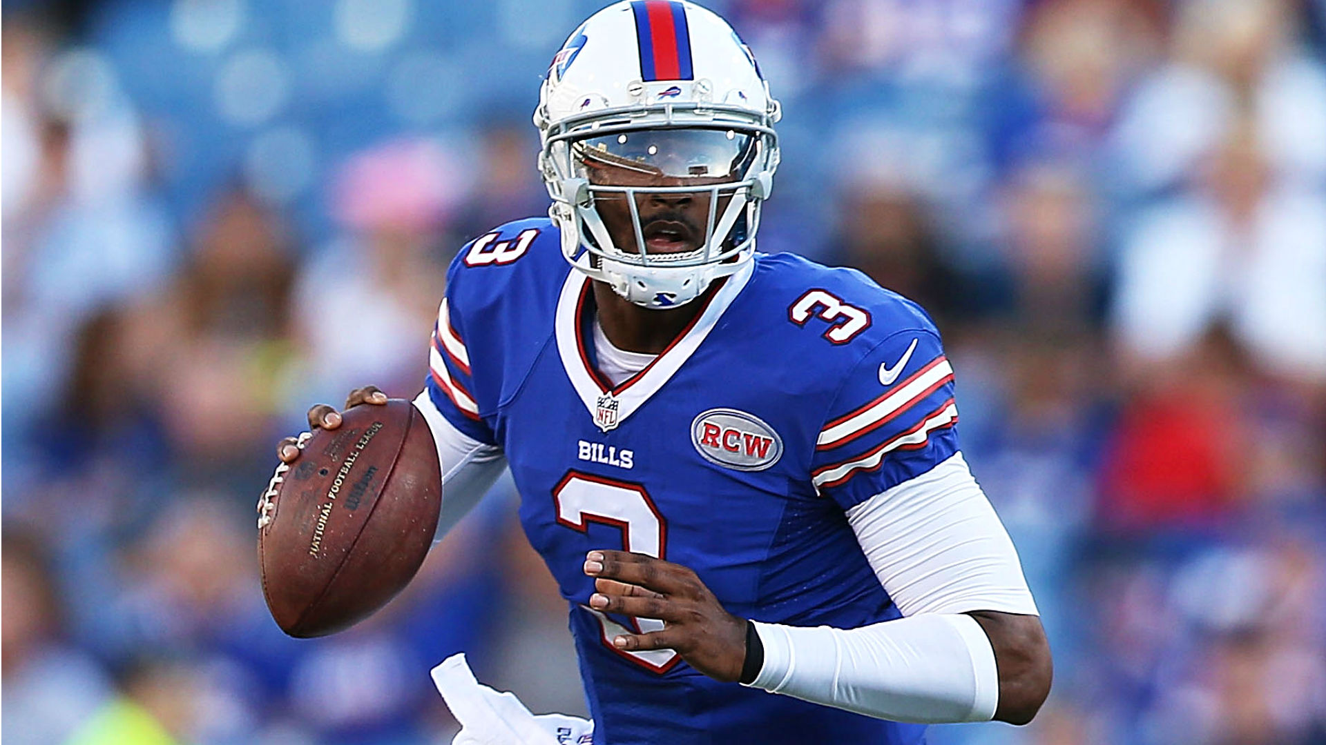 EJ Manuel's place on Bills roster in jeopardy, report says | NFL | Sporting News