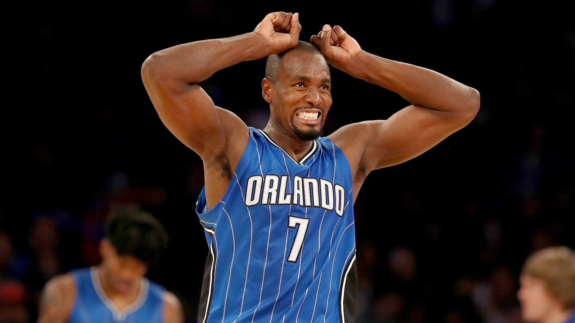 Toronto Raptors acquire Serge Ibaka in exchange for Terrence Ross