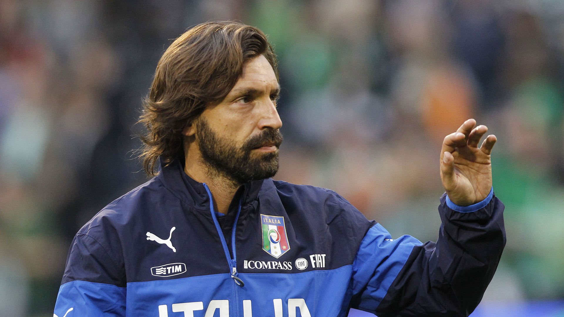 Source Andrea Pirlo set to join NYCFC of MLS on Friday