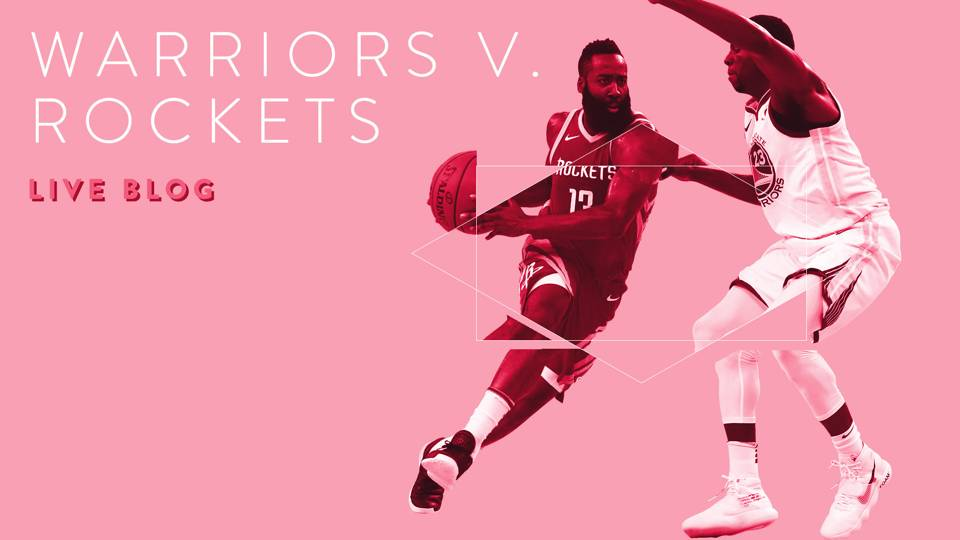 Live Game 5: Rockets vs Warriors - Live updates, text ...