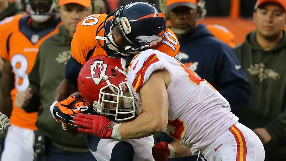 Use your heads and quit complaining about the NFL s helmet rule ... 45571cb26b1f