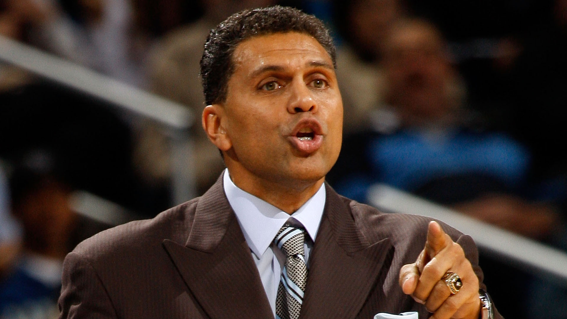 Reggie Theus net worth salary