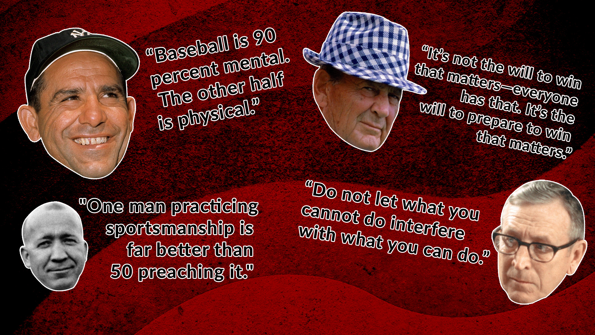The Best And Funniest Motivational Quotes In Sports Sporting News