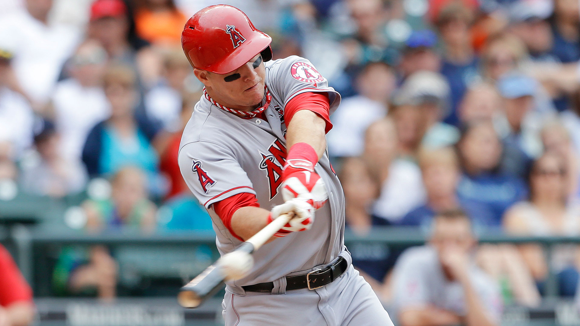 Outfield preview: Trout a big fish in a small pond