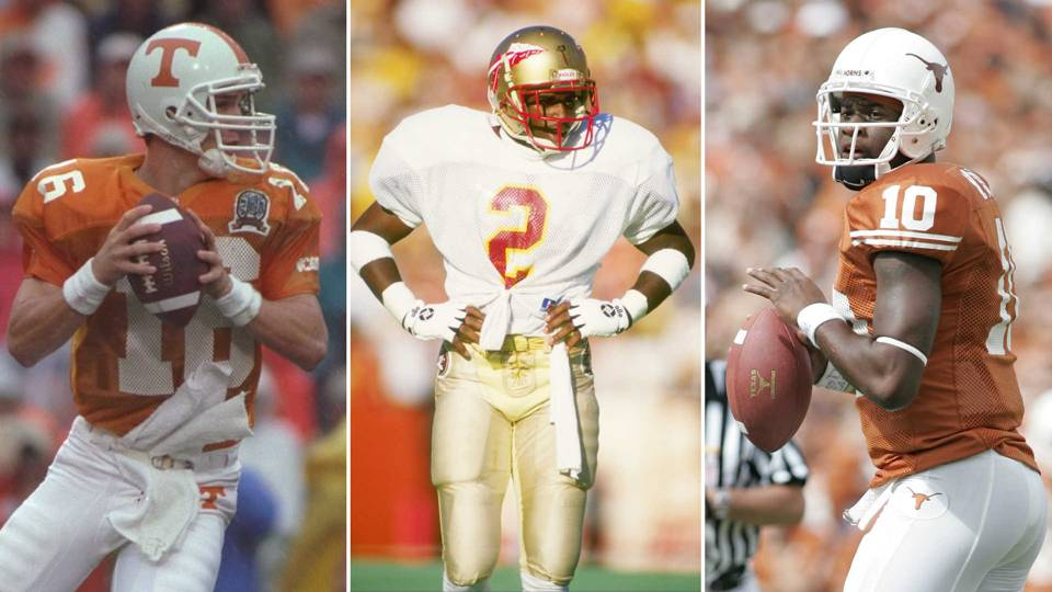 Heisman Denied 13 Best College Football Players Who Never Won It
