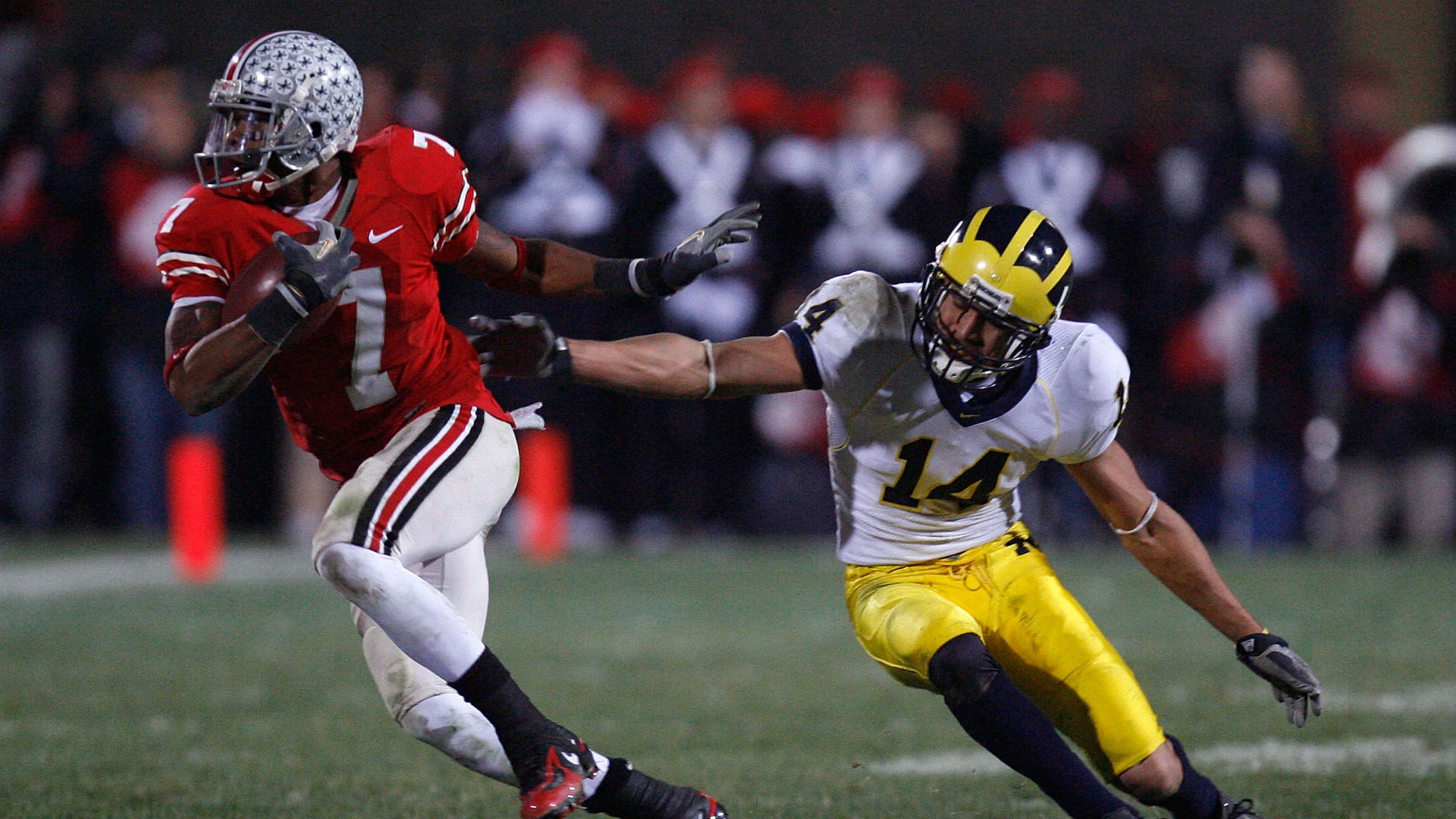 The Game: Ranking every top-five showdown between Ohio State and Michigan