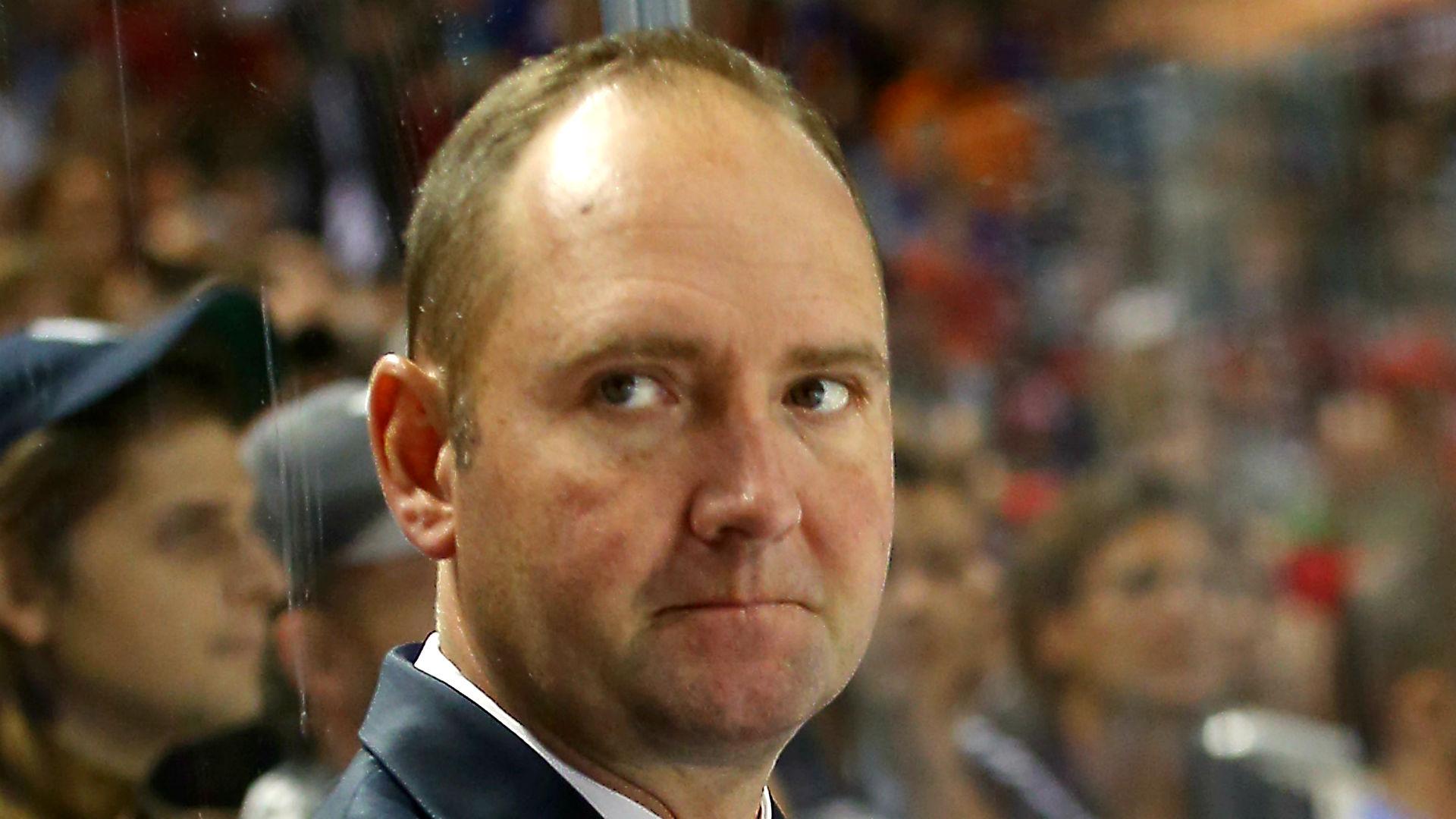 Peter DeBoer, former Devils coach, reportedly will get Sharks job