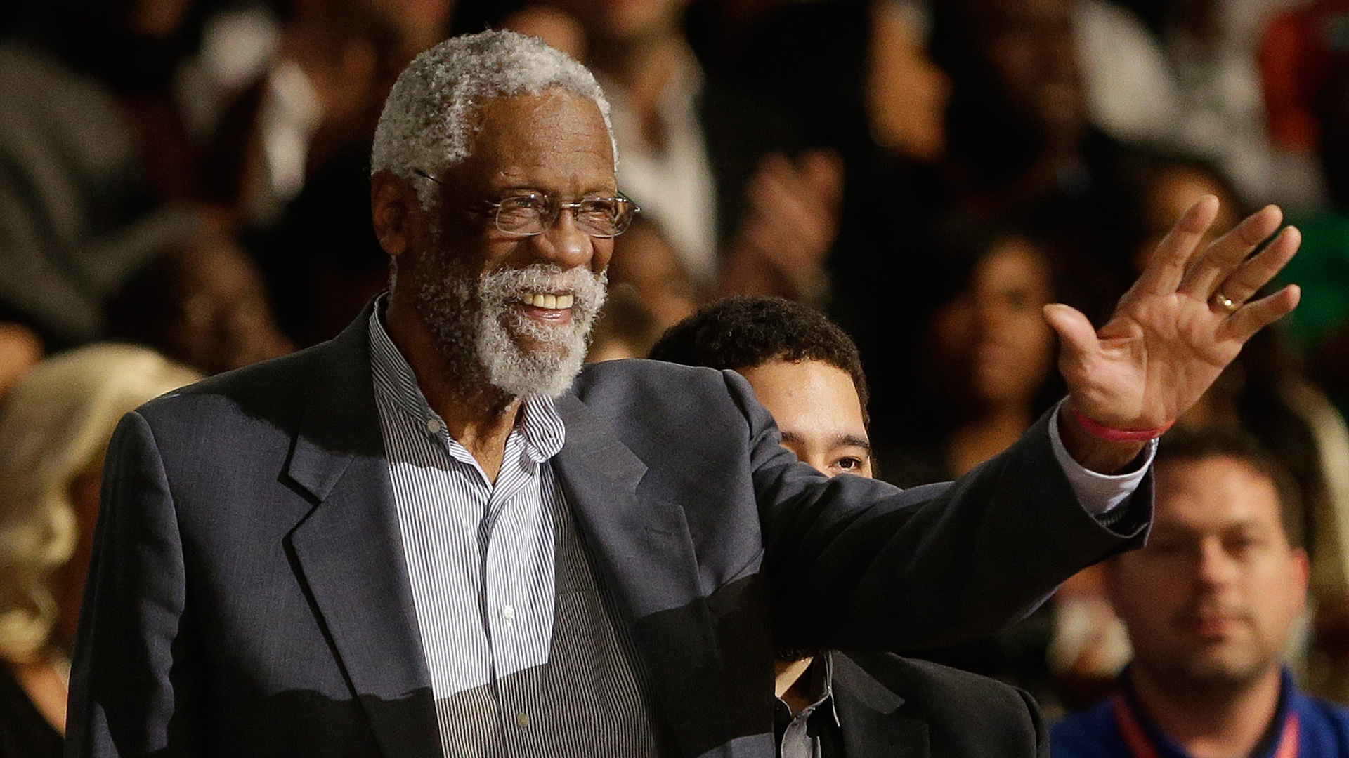 Bill Russell delivers epic line after winning National Basketball Association lifetime achievement award