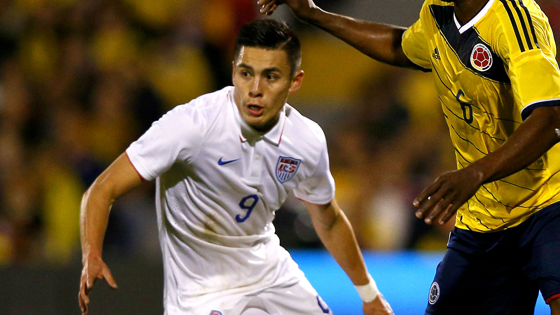 U.S. star Rubio Rubin hopes to continue flying through U-20 World Cup