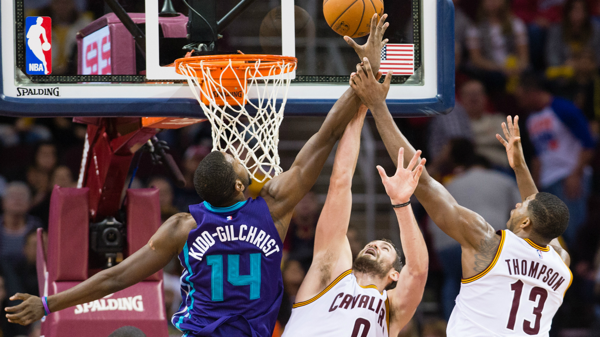 Cavaliers spend $190M on Kevin Love and Tristan Thompson