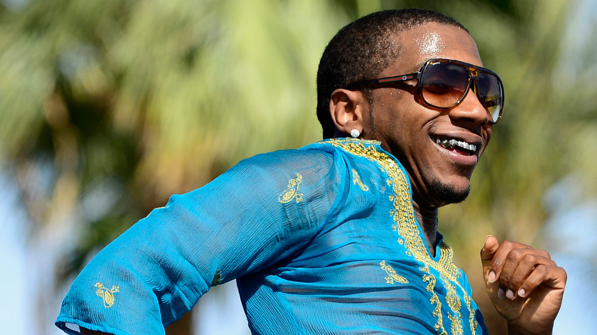 Lil B says he'll spare the Hawks from the Based God curse
