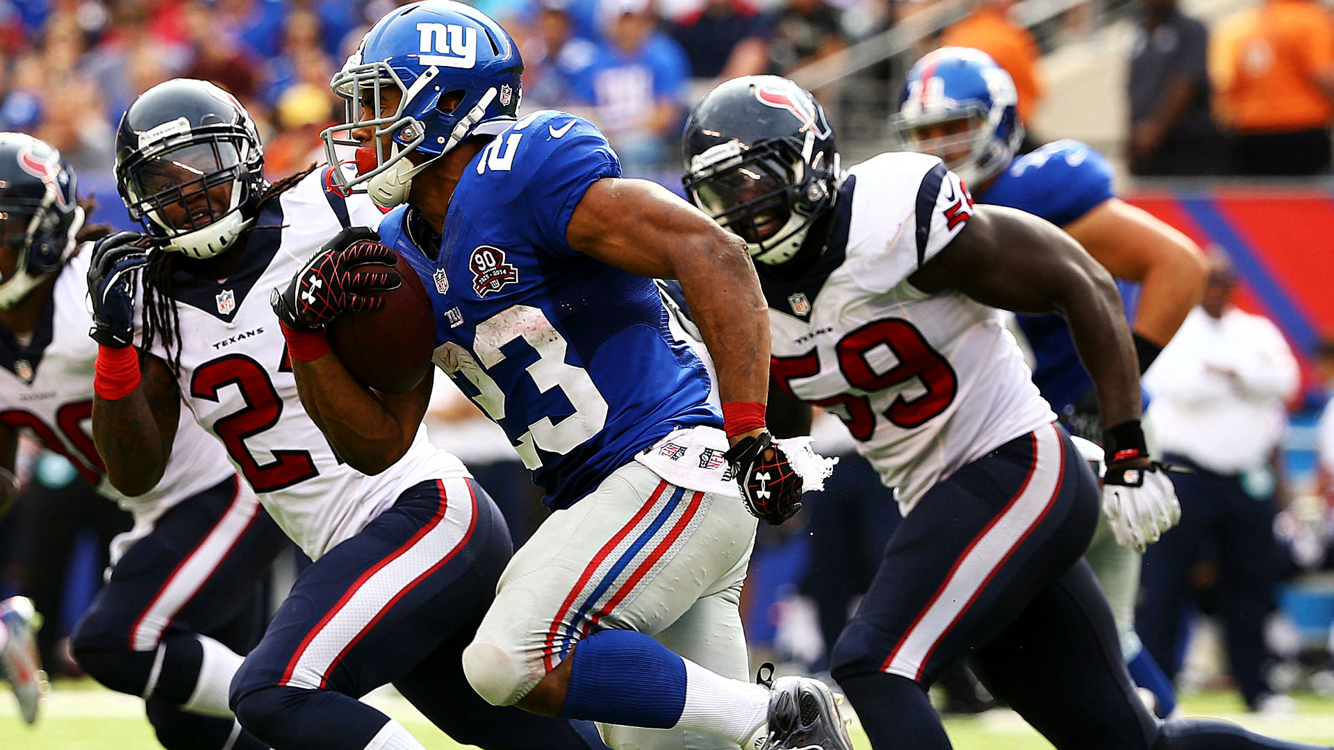 The Cheat $heet: Best and worst RB values on DraftKings for Week 5