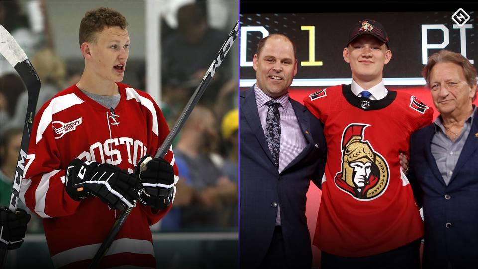 Senators' Brady Tkachuk sets deadline to make NHL decision, per report