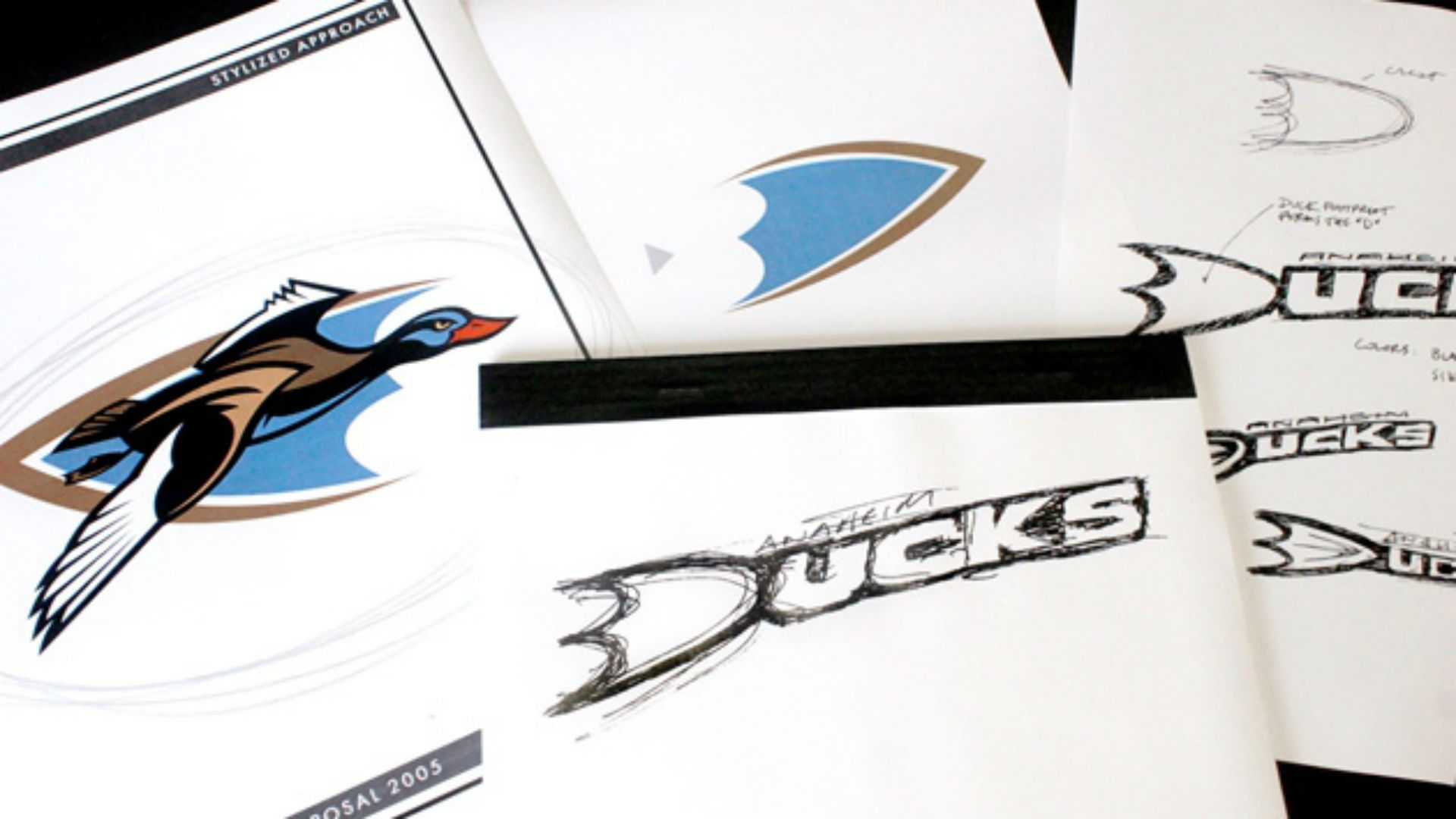 An inside look at ducks logo change from 2007 their stanley cup an inside look at ducks logo change from 2007 their stanley cup year nhl sporting news biocorpaavc Images