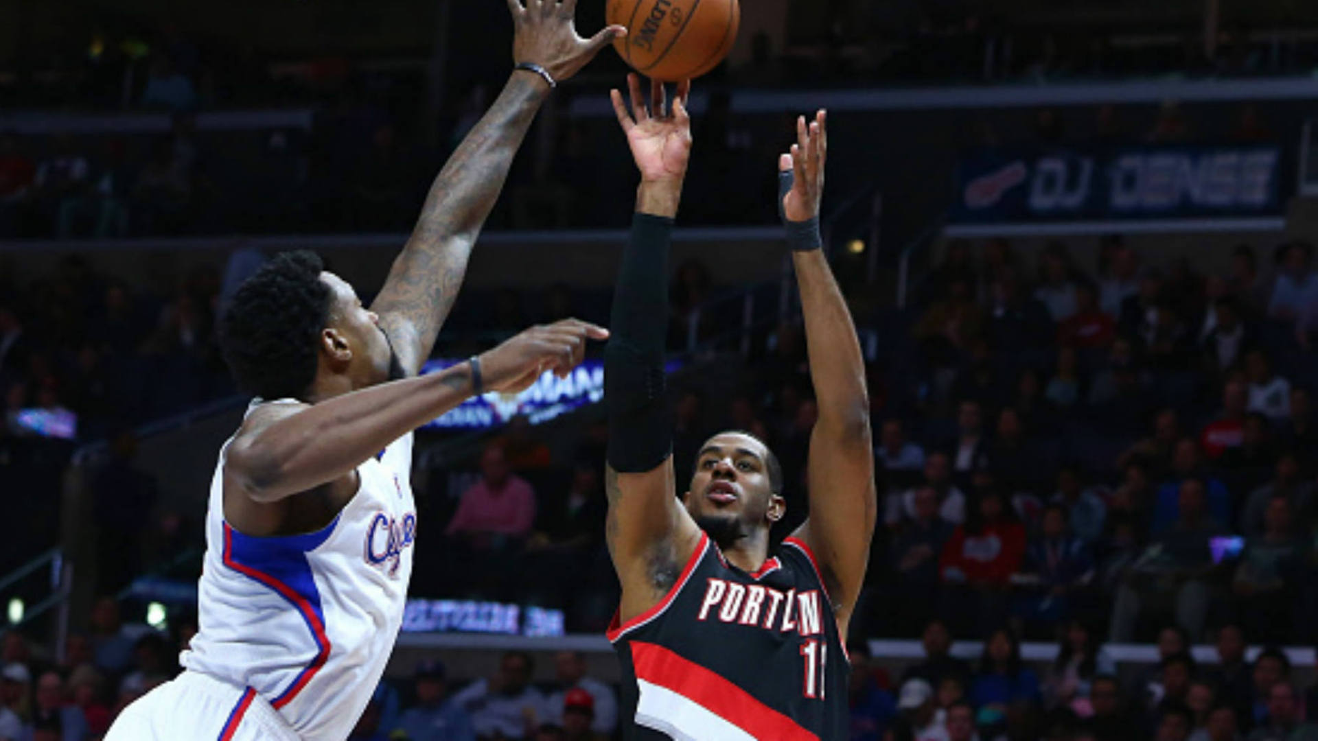 LaMarcus Aldridge emerges from thumb injury with improved shooting ...