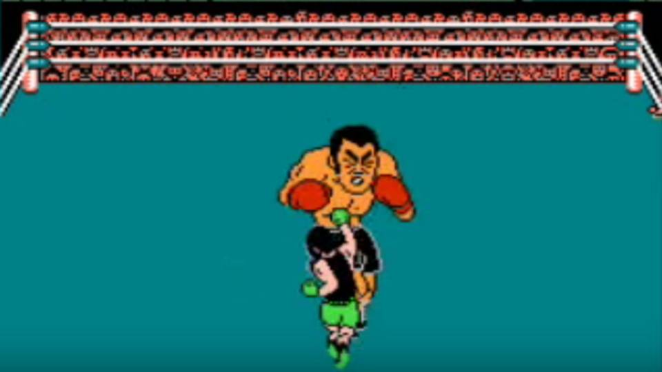 Redditor unearths easter egg in 39 mike tyson 39 s punch out for What is a punch out list