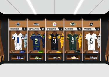 Best Nfl Teams 2019 NFL uniform rankings: The best and worst looks in the league for 2019