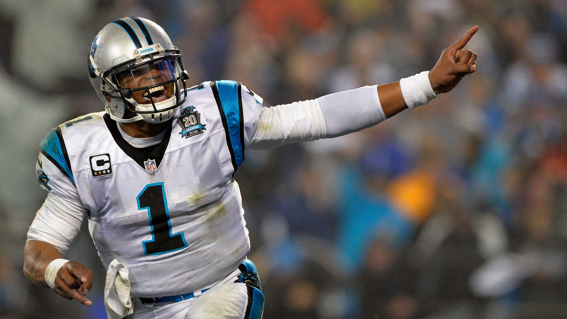 Panthers RB Chris Ogbonnaya pranked Cam Newton for an entire season