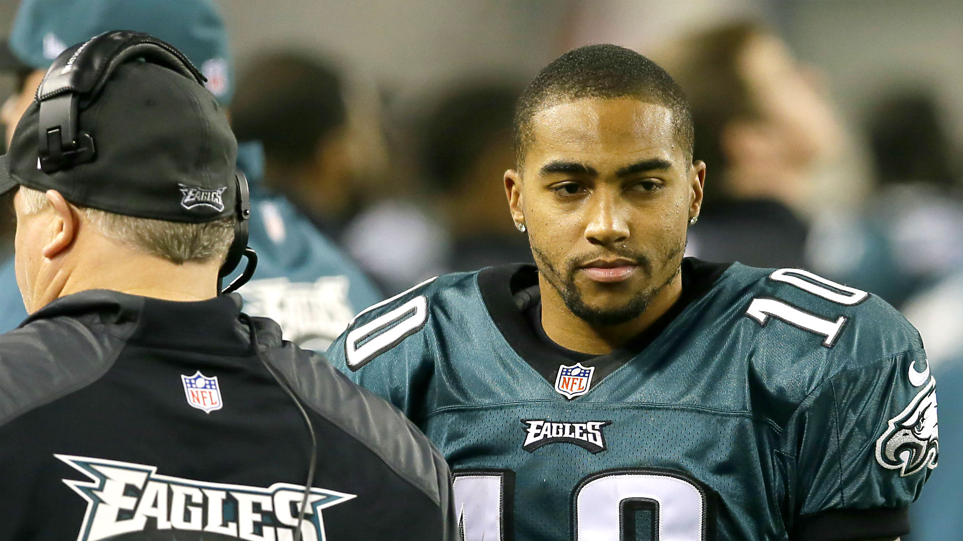 DeSean Jackson released amid reports of alleged connection to gang members